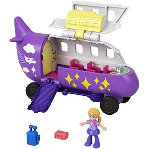 Polly Pocket™ Pollyville™ Airplane
