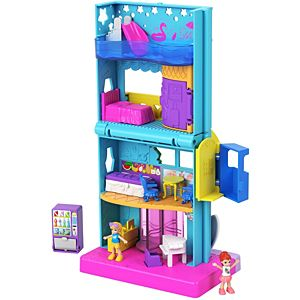 Polly Pocket™ Pollyville™ Hotel