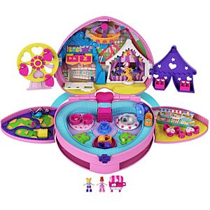 Polly Pocket™ Tiny Is Mighty™ Theme Park Backpack