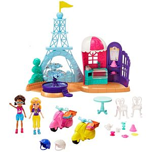 Polly Pocket™ Perfectly Paris™ Playset