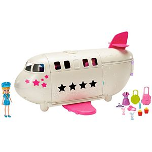 Polly Pocket™ Flying Fabulous Jet
