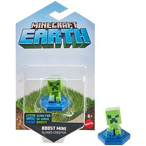 Minecraft Earth Boost Slowed Creeper Figure, NFC Chip Enabled for Earth Augmented Reality Game