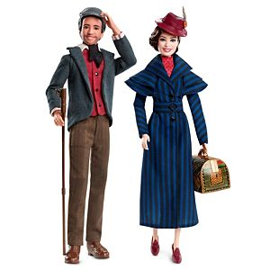 Disney Mary Poppins Arrives Barbie® Doll Gift Set