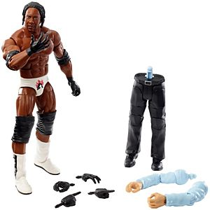 WWE® Elite Collection™ Booker T™ WrestleMania® 19 Action Figure