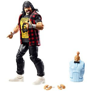 WWE® Elite Collection™ Mick Foley™ WrestleMania® 22 Action Figure
