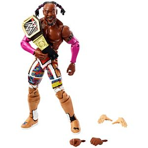 WWE® Elite Collection™ Kofi Kingston™ WrestleMania® 35 Action Figure