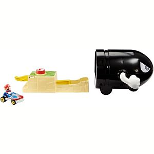 Mario Kart™ Bullet Bill Launcher and Mario Kart™ Vehicle
