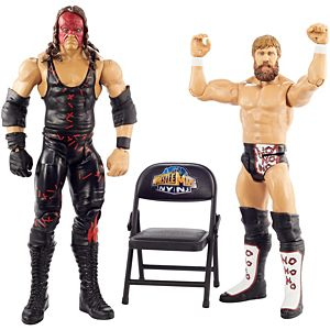 WWE® WrestleMania® 2-Pack with 6-inch (15.24) Action Figures