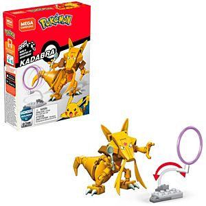 Mega Construx™ Pokémon™ Kadabra Power Pack