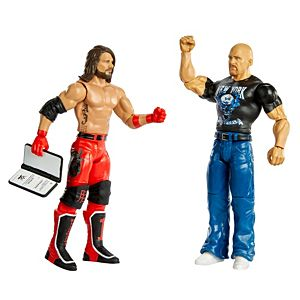 WWE® Stone Cold Steve Austin® vs AJ Styles™ Battle Pack