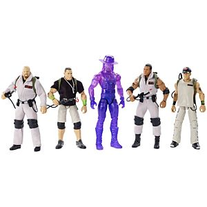WWE® Ghostbusters™ Elite Collection Action Figure Collection