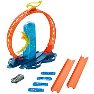 Hot Wheels® Track Builder Unlimited Loop Kicker Pack