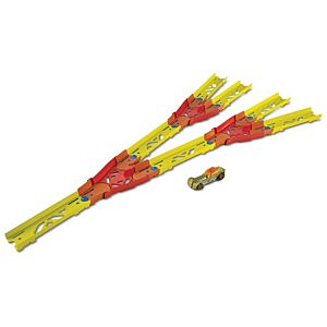Hot Wheels® Track Builder Unlimited Split Track Pack