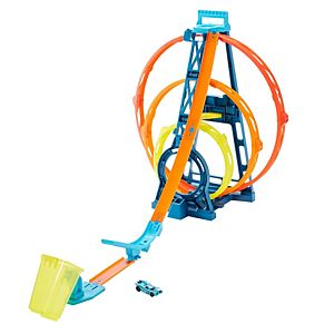 Hot Wheels® Track Builder Unlimited Triple Loop Kit