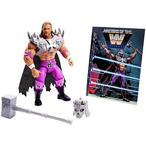 WWE® Masters of the WWE Universe™ Triple H® Action Figure