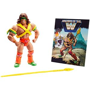 WWE® Masters of the WWE Universe™ Ultimate Warrior® Action Figure