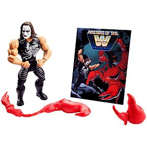 WWE® Masters of the WWE Universe™ Sting™ Action Figure