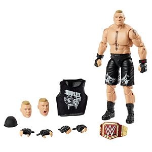WWE® Brock Lesnar™ Ultimate Edition Action Figure