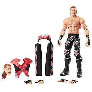 WWE® Shawn Michaels® Ultimate Edition Action Figure