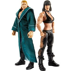 WWE® Triple H® & Chyna™ Elite Collection 2-Pack