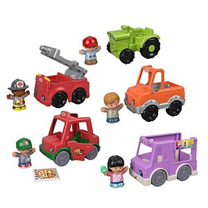 Little People® Around the Neighborhood Vehicle Pack