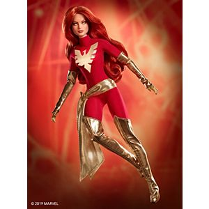Marvel Dark Phoenix Barbie® Doll