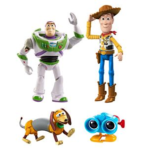 Disney and Pixar Toy Story Andy's Toy Chest Set for Kids Ages 3 Years and Up