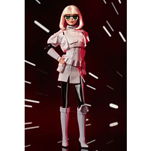 Star Wars™ x Barbie® Stormtrooper-Inspired Doll