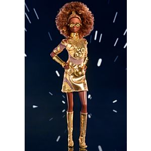 Star Wars™ C-3PO x Barbie® Doll