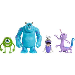 Disney Pixar Monsters, Inc. Scare Pack