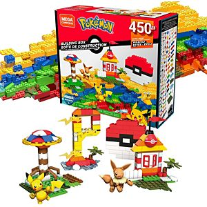 Mega Construx™ Pokémon™ Let's Go Building Box