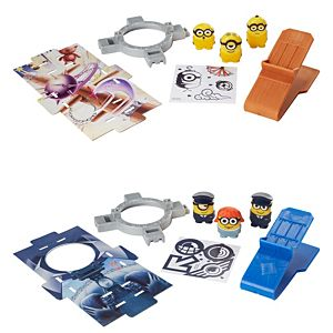 Minions: The Rise of Gru Splat 'Ems 3-Pack Assortment