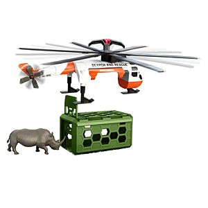 Matchbox® Safari Rescue Set With Vehicle and Animal Figure