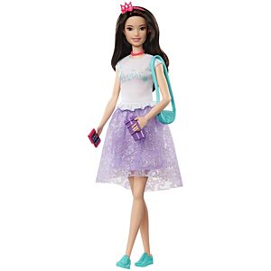 Barbie® Princess Adventure™ Renee™ Doll in Fashion and Accessories