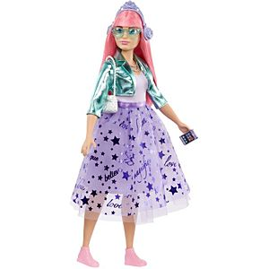 Barbie® Princess Adventure™ Daisy Doll in Princess Fashion with Pet, 3 to 7 Years