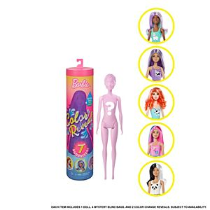 Barbie® Color Reveal™ Doll