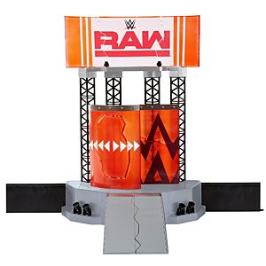 WWE® RAW® Wrekkin'™ Entrance Stage