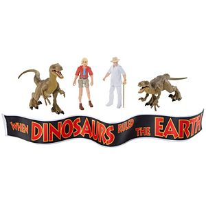 Jurassic World Isla Nublar Escape Set