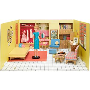 Barbie® Dream House® By Mattel, Inc. Doll, House and Accessories
