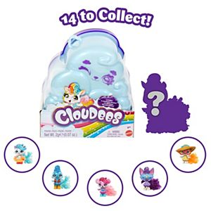 Cloudees Large Pet Series 1 with Hidden Figure, Style May Vary