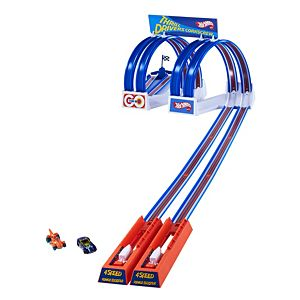 Hot Wheels® Thrill Drivers Corkscrew™ Track Set