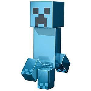Minecraft Large Charged Creeper Dungeons Figure