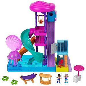 Polly Pocket™ Pollyville™ Super Slidin' Water Park