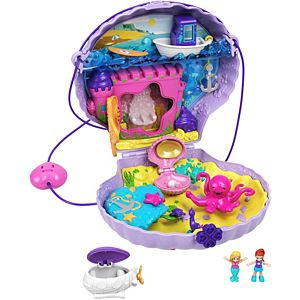 Polly Pocket™ Tiny Power™ Seashell Purse