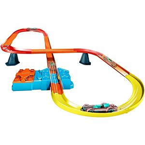 Hot Wheels® Track Builder Unlimited Super-8 Kit™, Track Set