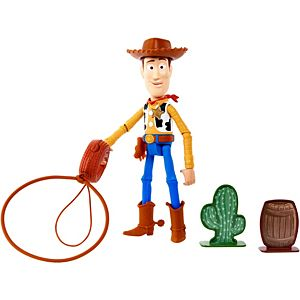 Disney Pixar Toy Story Launching Lasso Woody