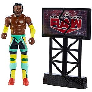 WWE® Wrekkin™ Kofi Kingston™ Action Figure