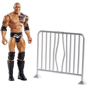 WWE® Wrekkin™ The Rock® Action Figure
