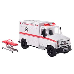 WWE® Wrekkin'™ Slambulance™ Vehicle