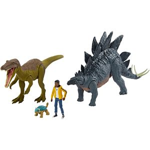 Jurassic World Camp Cretaceous Camp Adventure Set™